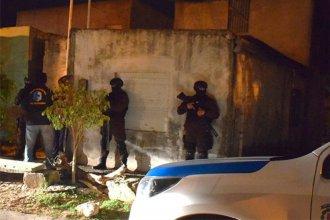 Un operativo permitió detener varias personas y secuestrar importante cantidad de droga