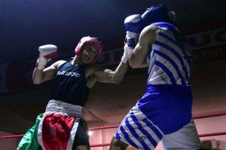 Una velada boxística enfrentó a grandes exponentes de la costa del Uruguay