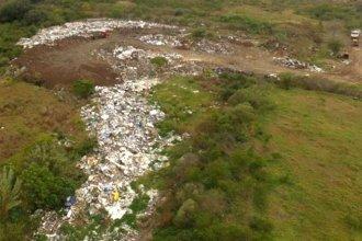 La preocupación por el basural de Concepción llegó al Estado provincial