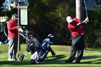 Buen regreso del golf