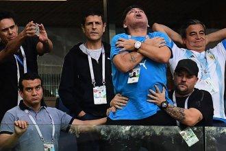 Maradona, el padrejón universal