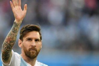 De Rusia a Comodoro Py: denunciaron a Messi