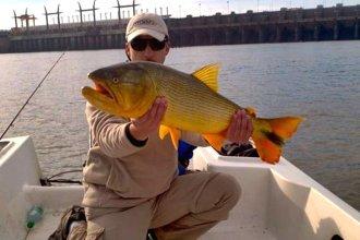 En la costa vecina también habrá límite para la pesca de dorado