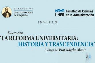 Reforma Universitaria: una mirada sobre su trascendencia, cien años después
