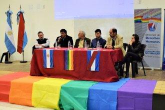 El Orgullo LGBTIQ+ tuvo su  manifestación uruguayense