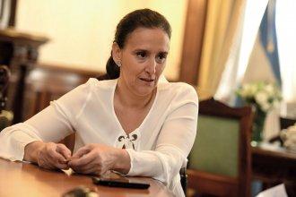 La vicepresidenta Gabriela Michetti haría un viaje oficial a Entre Ríos