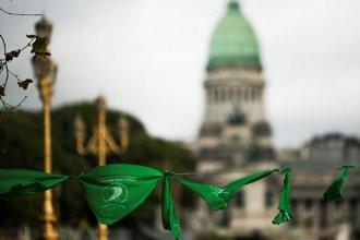 Legalización del aborto: comienza el debate en el Senado