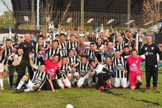 El equipo del momento: Atlético Villa Elisa, campeón del Apertura