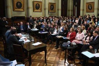 Aborto legal: ¿cómo será el debate en Senadores?