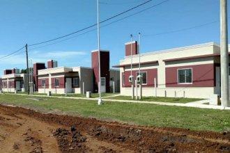 Licitan la construcción de nuevas viviendas en cinco localidades entrerrianas