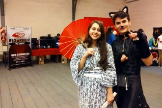 La comunidad otaku se reúne para celebrar una nueva Asia Fest
