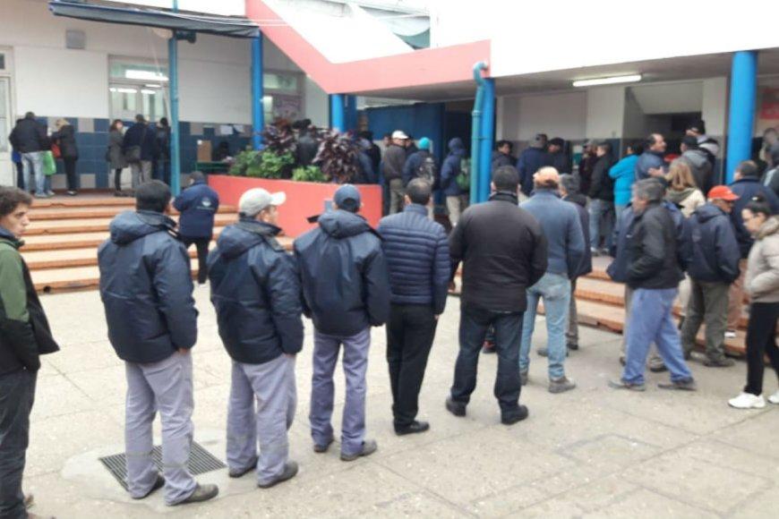 Elecciones 2018 en la Escuela Belgrano 42, Cdia.