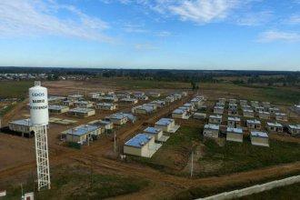 La Municipalidad denunció a 40 personas por usurpación de terrenos donde construyen viviendas