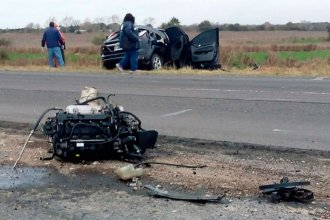 A pocos kilómetros y en menos de un día, ocurrió otra fatalidad