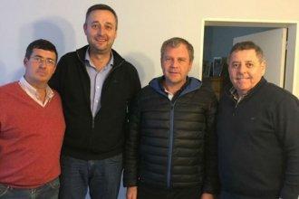 Tras los dichos de Carrió, referente de UCR se reunió con la cúpula del PRO