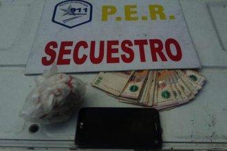 "Detuvieron a un menor con ochenta ""bochitas"" de cocaína"