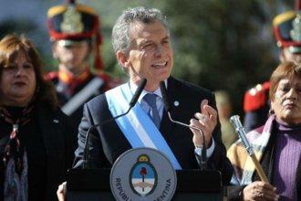 """En el Día de la Independencia, Macri admitió responsabilidad en la """"tormenta"""" económica"""