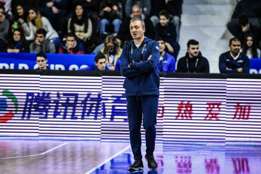 El de Villaguay dirigió a la argentina U17.