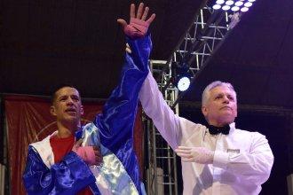 """Tras vencer a un concordiense, """"El Furia"""" recuperó el título entrerriano de los 75 kilos"""