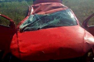Trágico vuelco en Corrientes se cobró la vida de una entrerriana