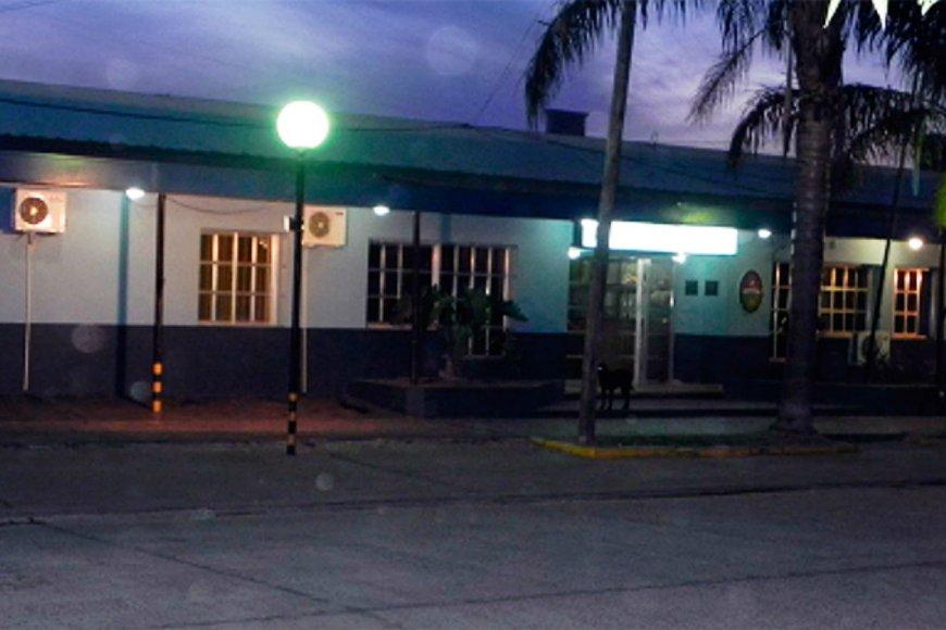 Jefatura Departamental de Policía San Salvador.