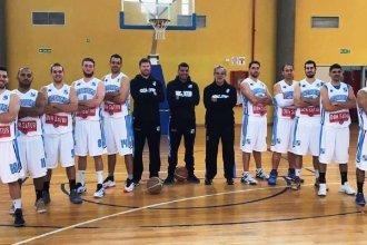 La selección argentina de básquetbol de sordos entrenará en la Histórica
