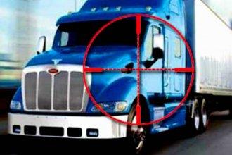 Piratas del asfalto balearon a un camionero en Entre Ríos
