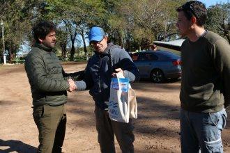 Dieron premios a pescadores que colaboran con investigación del dorado