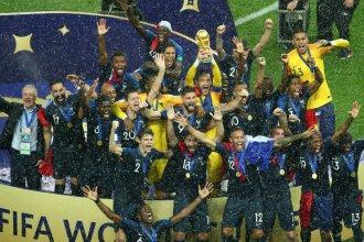 Rusia 2018: Francia es el nuevo campeón del mundo