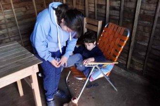 Historia de vida: No dejemos sola a Noelia en su lucha por sacar adelante a su hijo