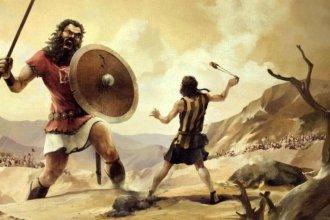 La leyenda de David contra Goliat, en el básquet entrerriano