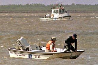 Se dio vuelta la embarcación y dos murieron ahogados