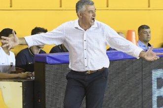 Eduardo Japez será el encargado de conducir a Estudiantes Concordia en la Liga Nacional de Básquetbol