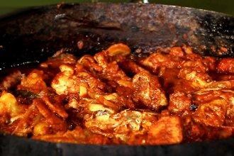 El domingo se elegirá el mejor pollo al disco de San José