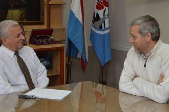 Buscan profundizar la relación entre los departamento Colón y Uruguay