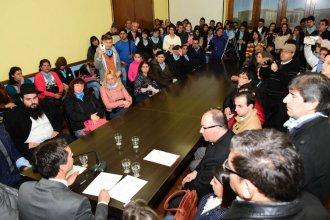 """Multisectorial pidió audiencia con Cresto para que """"escuche las otras voces"""""""