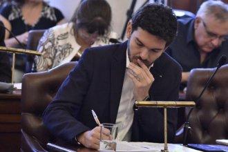 Es incierta la situación de Gainza en el Concejo Deliberante