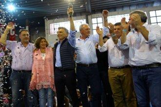 """Con un fuerte respaldo a Macri, el PRO entrerriano pide """"redoblar la esperanza"""""""