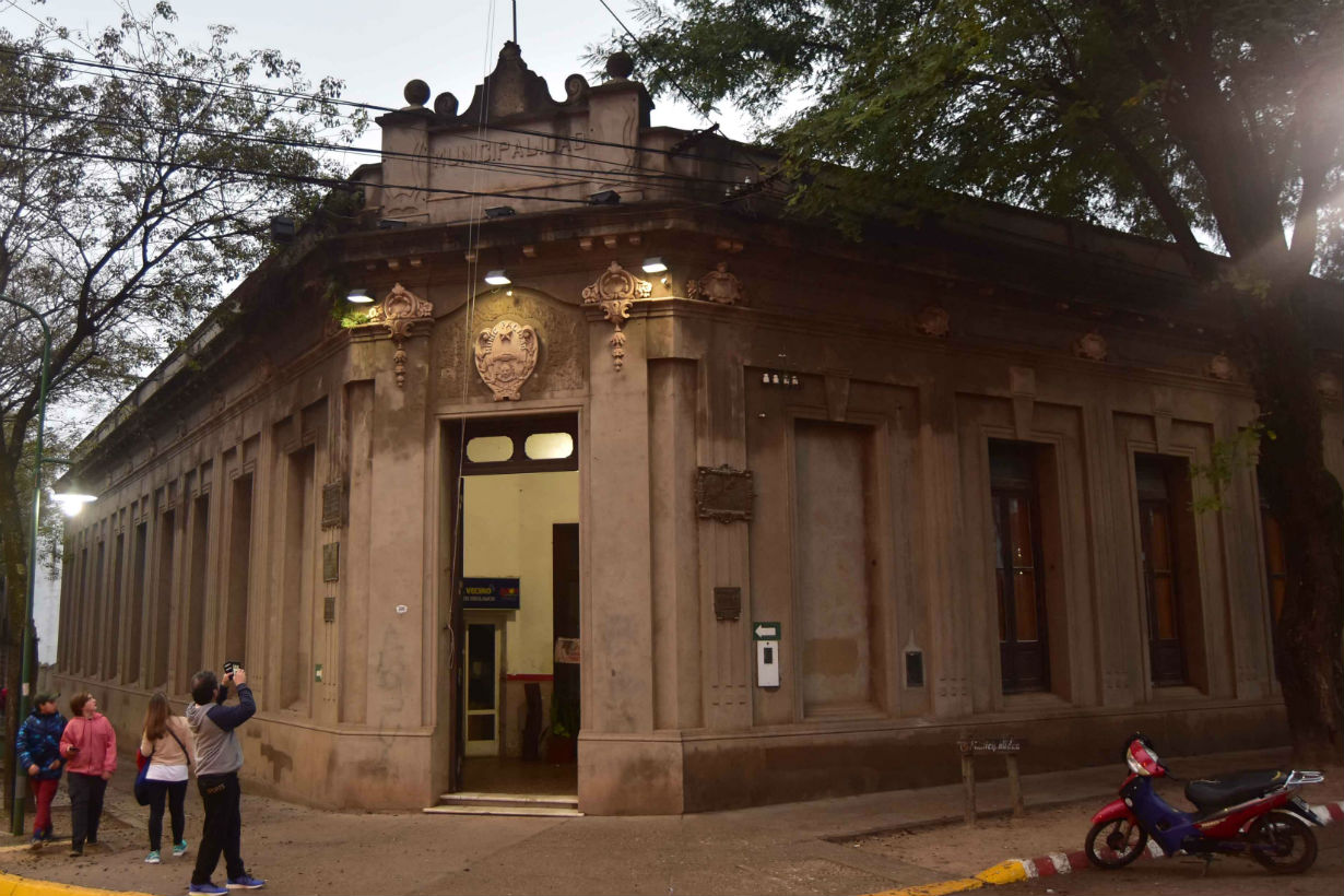 Municipalidad de Colón.