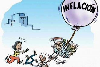 Inflación preocupante, devaluación exitosa