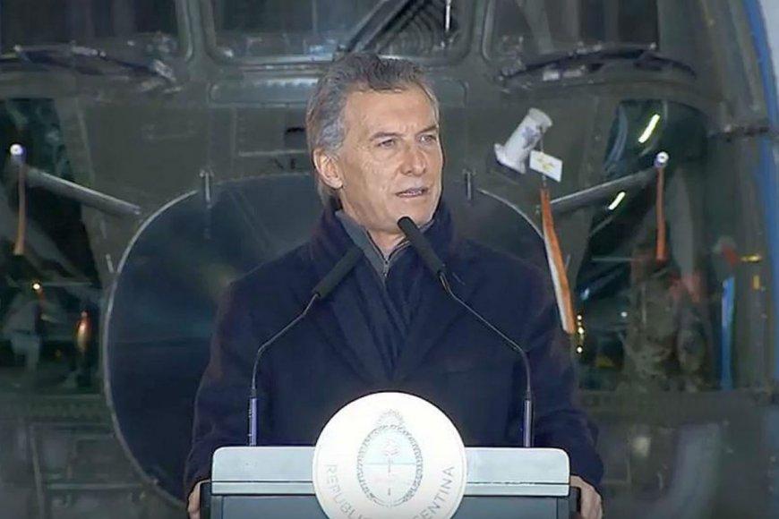 El presidente realizó el anuncio, este lunes.
