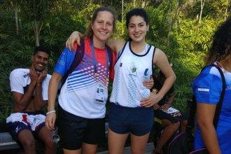 Fue de la universidad a Brasil, para ganar una medalla en los Panamericanos