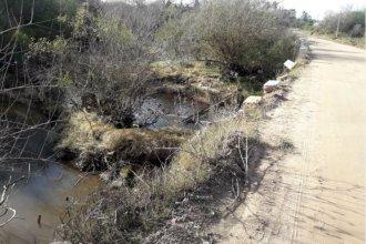 """Por su """"estado total de abandono"""", reclaman mejoras en el camino viejo a San José"""