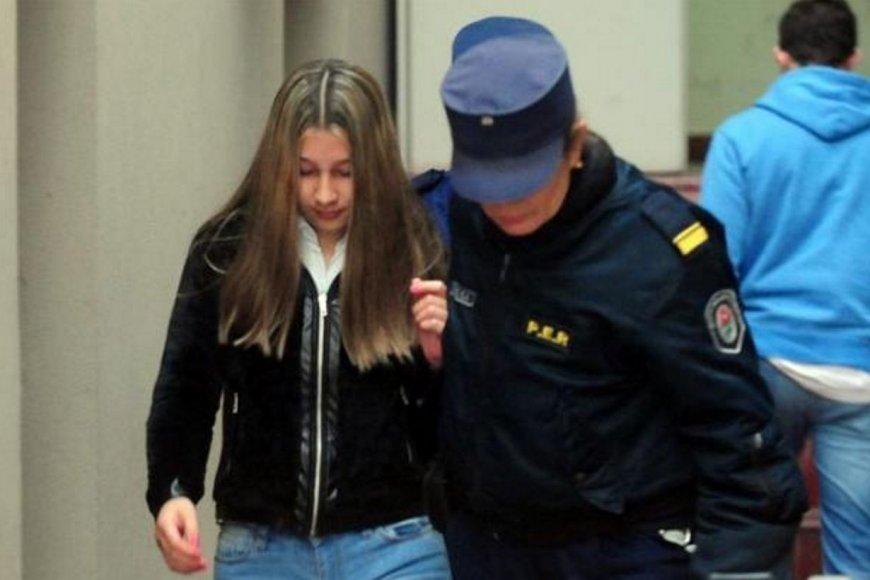 Nahir Galarza será trasladada a una cárcel de mujeres en Paraná - País