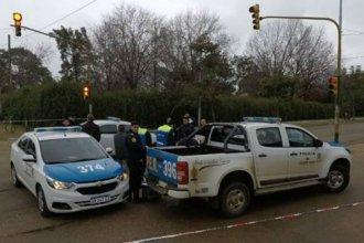 Ciclista perdió la vida entre las ruedas de un camión