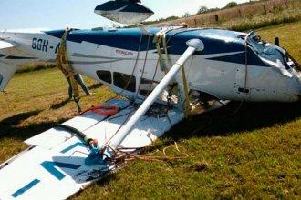 Piden 7 y 8 años de prisión para los presuntos ladrones de la avioneta