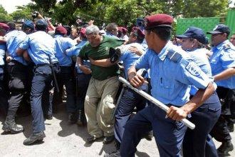 El freno a la represión no llega aún a Nicaragua