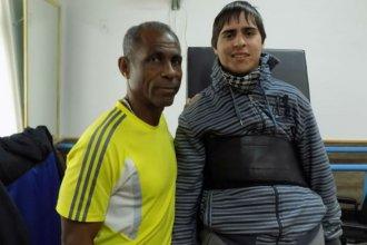 A la espera de la bicicleta, cubano explica cómo va la rehabilitación de Bruno Escobar