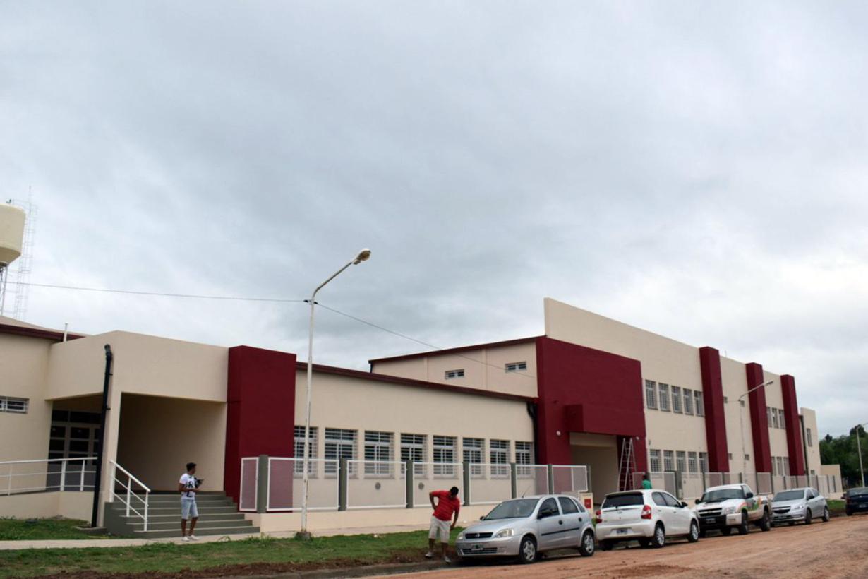 Escuela de barrio El Ombú