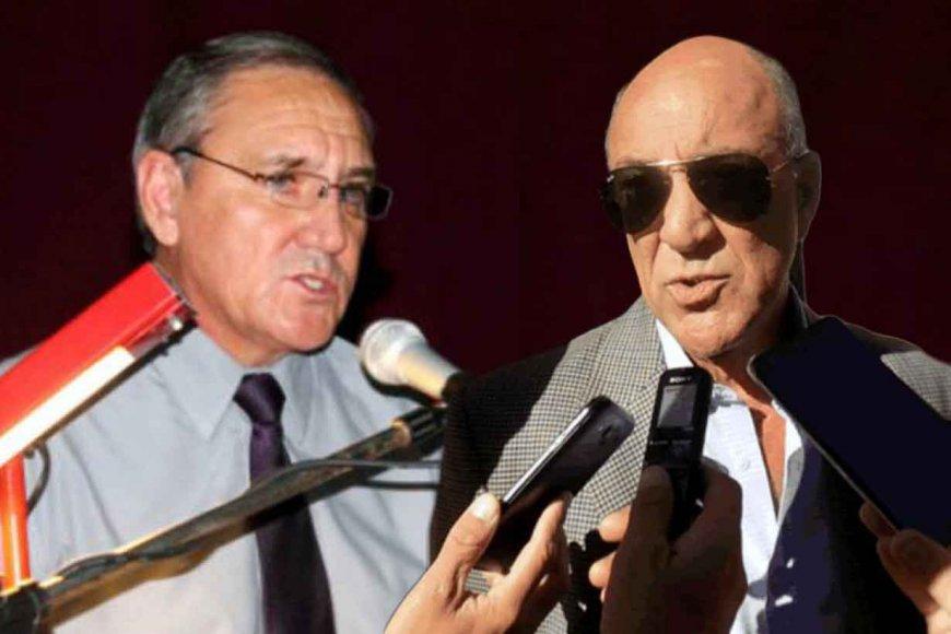 Chaparro y Larrocca, dos de los imputados
